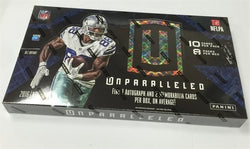 2016 Panini Unparalleled Football Box
