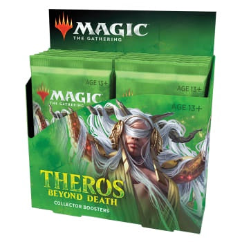 Magic The Gathering Theros Beyond Death Collectors Edition Booster Box
