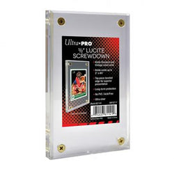 "ULTRA PRO 1/2"" LUCITE SCREW DOWN"