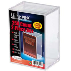 ULTRA PRO 250 CT SLIDE BOX