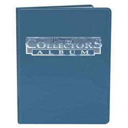 ULTRA PRO 9 POCKET COLLECTORS PORTFOLIO BLUE