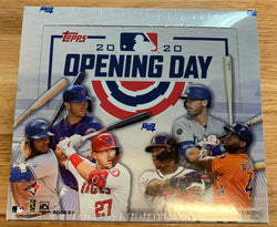 2020 Topps Opening Day Baseball Box