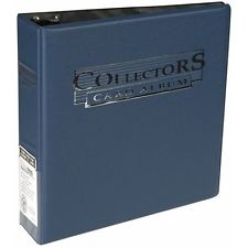 "ULTRA PRO 3"" COLLECTORS BLUE ALBUM"