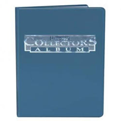 ULTRA PRO 4 POCKET PORTFOLIO COLLECTORS BLUE