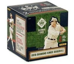 2019 Panini Diamond Kings Baseball Box