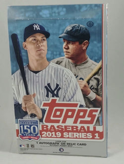 2019 Topps Baseball Series 1 Hobby Box