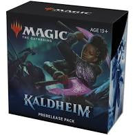 Magic The Gathering Kaldheim Prerelease Kit