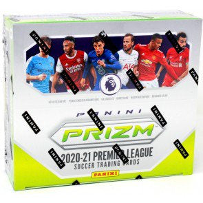 2020-21 Panini Prizm English Premier League Soccer Breakaway Box