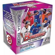 2020 Bowman Baseball Mega Box