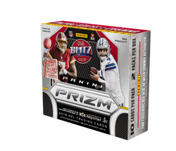 2019 Panini Prizm Football First Off The Line FOTL Box