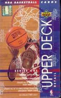 1993-94 Upper Deck Basketball Series 1 Hobby Box