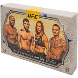 2018 Topps UFC Museum Collection Box