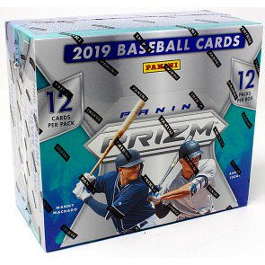 2019 Panini Prizm Baseball Box