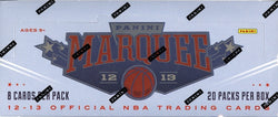 2012-13 Panini Marquee Basketball Box