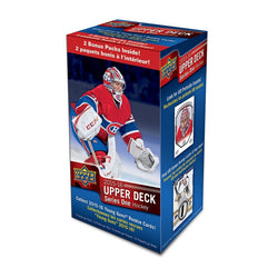 2015-16 Upper Deck Series 1 Hockey Blaster Hockey Box