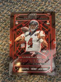 2019 Panini Obsidian Football Box