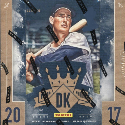 2017 Diamond Kings Baseball Box