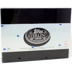 2020 Topps Sterling Baseball Box