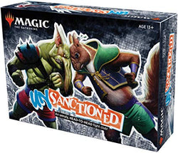Magic The Gathering Unsanctioned Box Set