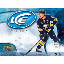 2018-19 Upper Deck Ice Hockey Box