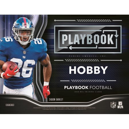 2018 Panini Playbook Football Case