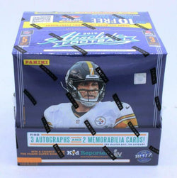 2019 Panini Absolute Football 6-Box Inner Case