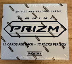 2019-20 Panini Prizm Basketball Cello Box