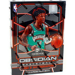 2019-20 Panini Obsidian Basketball Box