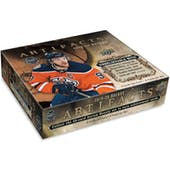 2019-20 Upper Deck Artifacts Hockey 20-Box Master Case