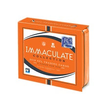 2018 Panini Immaculate Football FOTL Box