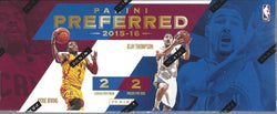 2015-16 Panini Preferred Basketball Box