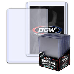 BCW 79pt (2MM) THICK TOP LOAD PACK (25)