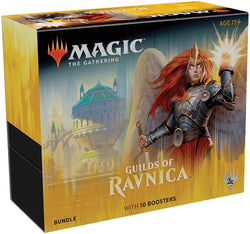 Magic The Gathering Guilds of Ravnica Bundle Box