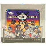 2020 Topps Big League Baseball Box