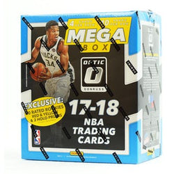 2017-18 Panini Optic Basketball Mega Box