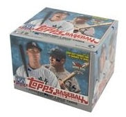 2019 Topps Baseball Series 1 Jumbo Box