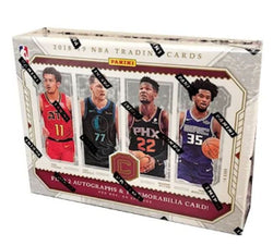 2018-19 Panini Cornerstones Basketball 12-Box Case