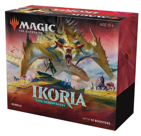 Magic The Gathering Ikoria: Lair of Behemoths Bundle Box