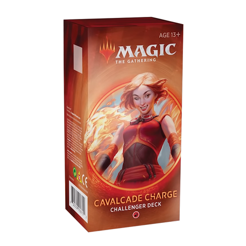 Magic The Gathering Challenger Deck 2020 - CAVALCADE CHARGE