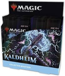 Magic The Gathering Kaldheim Collector Booster Box