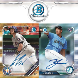 2019 Bowman Chrome Combo Break - 9/20 @ 8PM