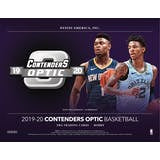 2019-20 Panini Contenders Optic Basketball - 20 Box Master Case