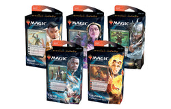 Magic The Gathering Core Set 2021 Planeswalker - 5 Deck Set