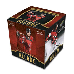 2019-20 Upper Deck Allure Hockey 10-Box Inner Case