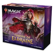 Magic The Gathering Throne of Eldraine Bundle Box