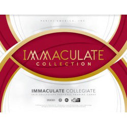 2019 Panini Immaculate Collegiate Football Box