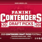 2020 Panini Contenders Draft Picks Football Case