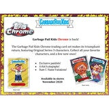 2020 Topps Garbage Pail Kids Chrome Hobby  - 12 Box Case