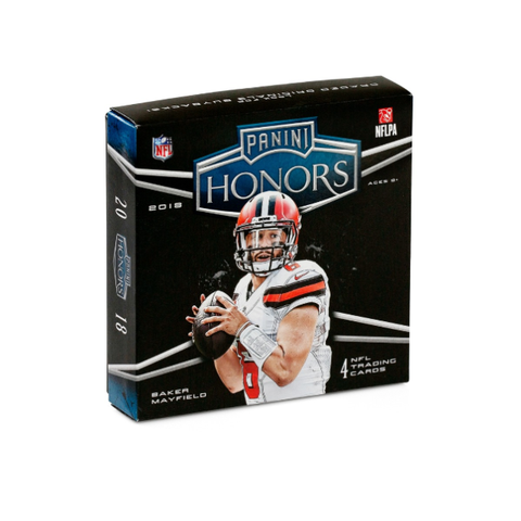 2018 Panini Honors Football 10-Box Case
