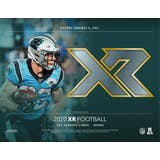 2020 Panini XR Football - 15 Box Case